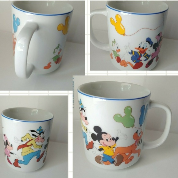 Japan Mickey Disney Parade Mug Minnie Disneyland wPZiuTOkX
